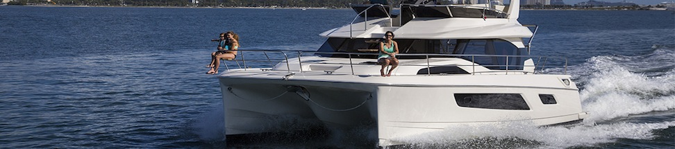 aquila power catamarans charter british columbia canada