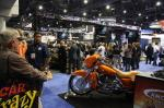 The Main Hall of SEMA 2012 is busy