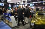 Guests discuss the 2012 SEMA show