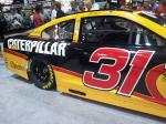 Guests get an up-close look at the 'Caterpillar' at the 2012 PRI.