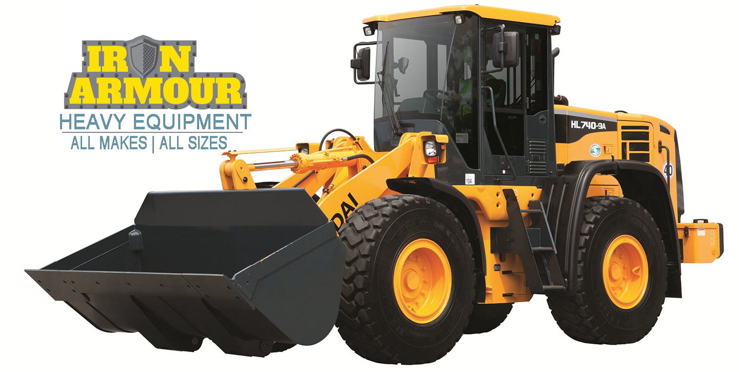 Heavy Equipment Community & Sales Platform