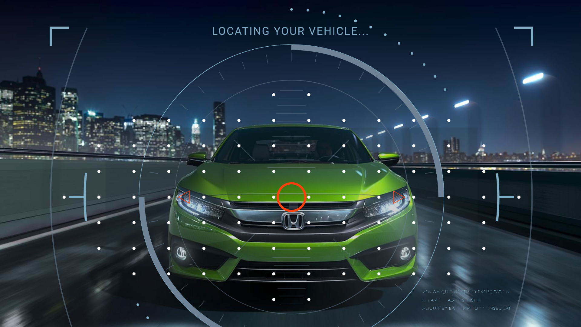 Vehicle Locator Service