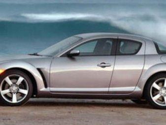 2007 Mazda RX-8 GS