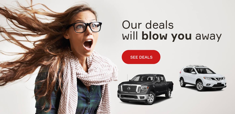 Nissan Deals