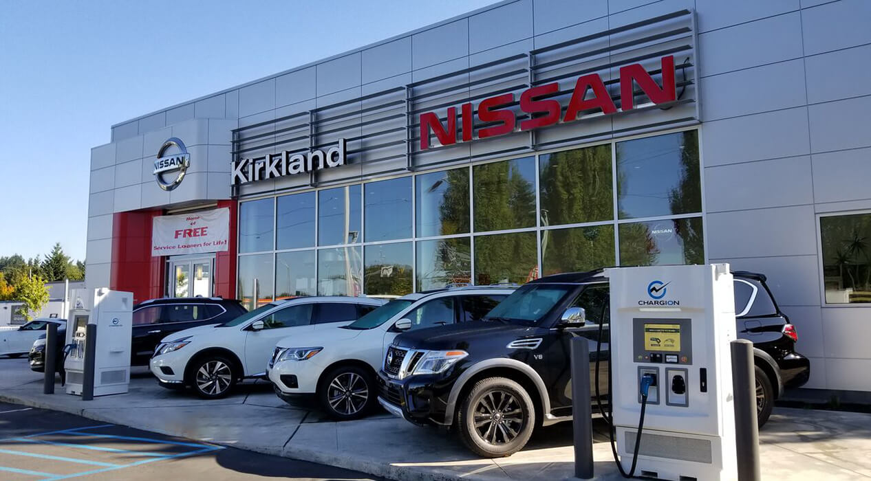 kirkland nissan new used for sale lease seattle washington