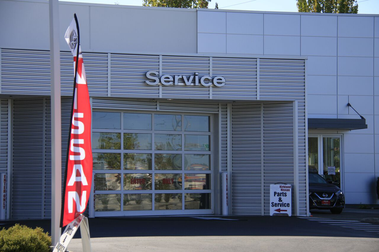 kirkland nissan service car truck suv van seattle washington