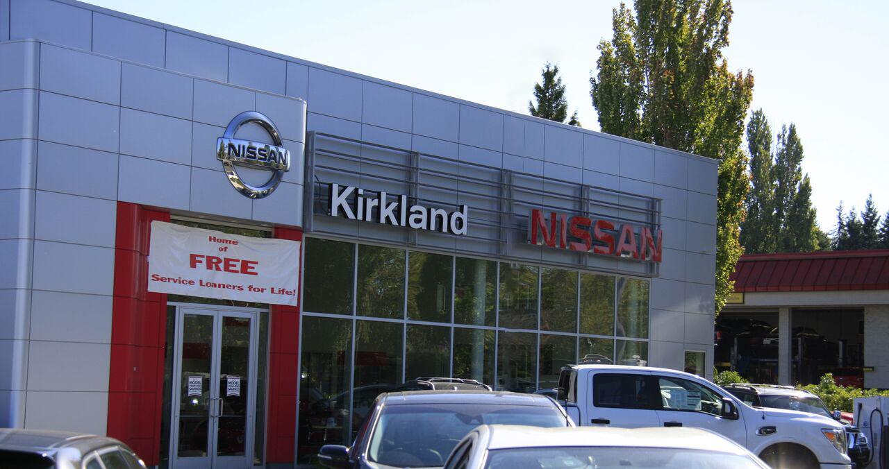 kirkland nissan new used sale seattle washington