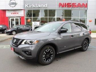 2019 Nissan Pathfinder SL itemprop=