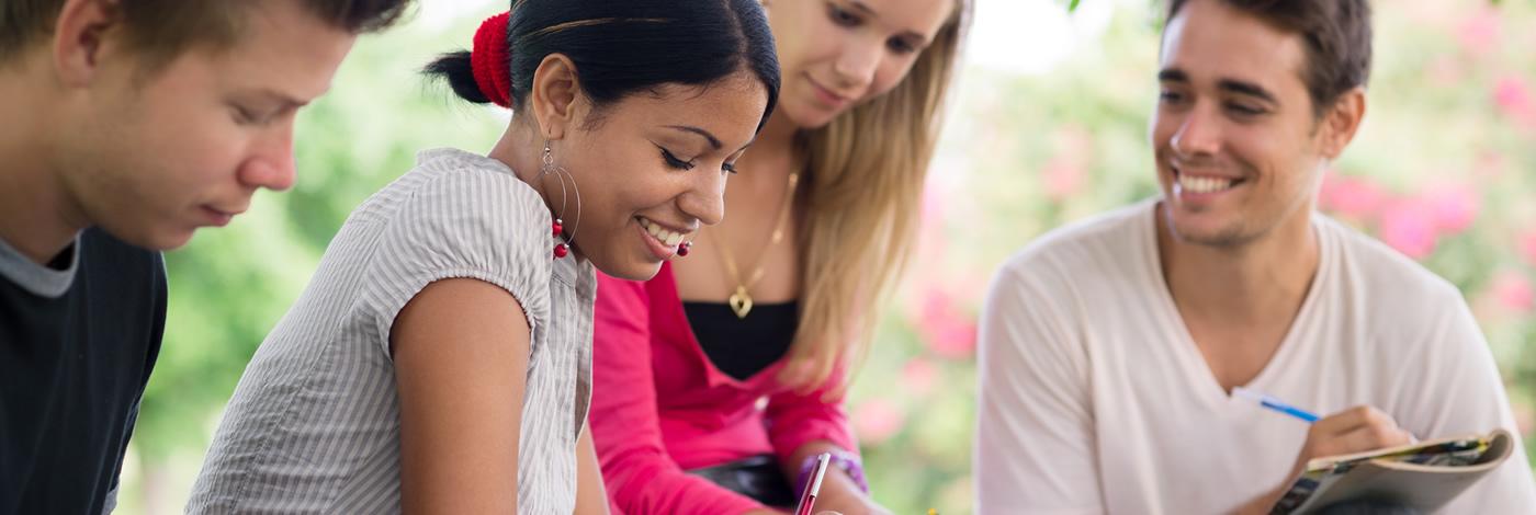 Students and establishing credit.