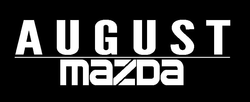 logo august mazda