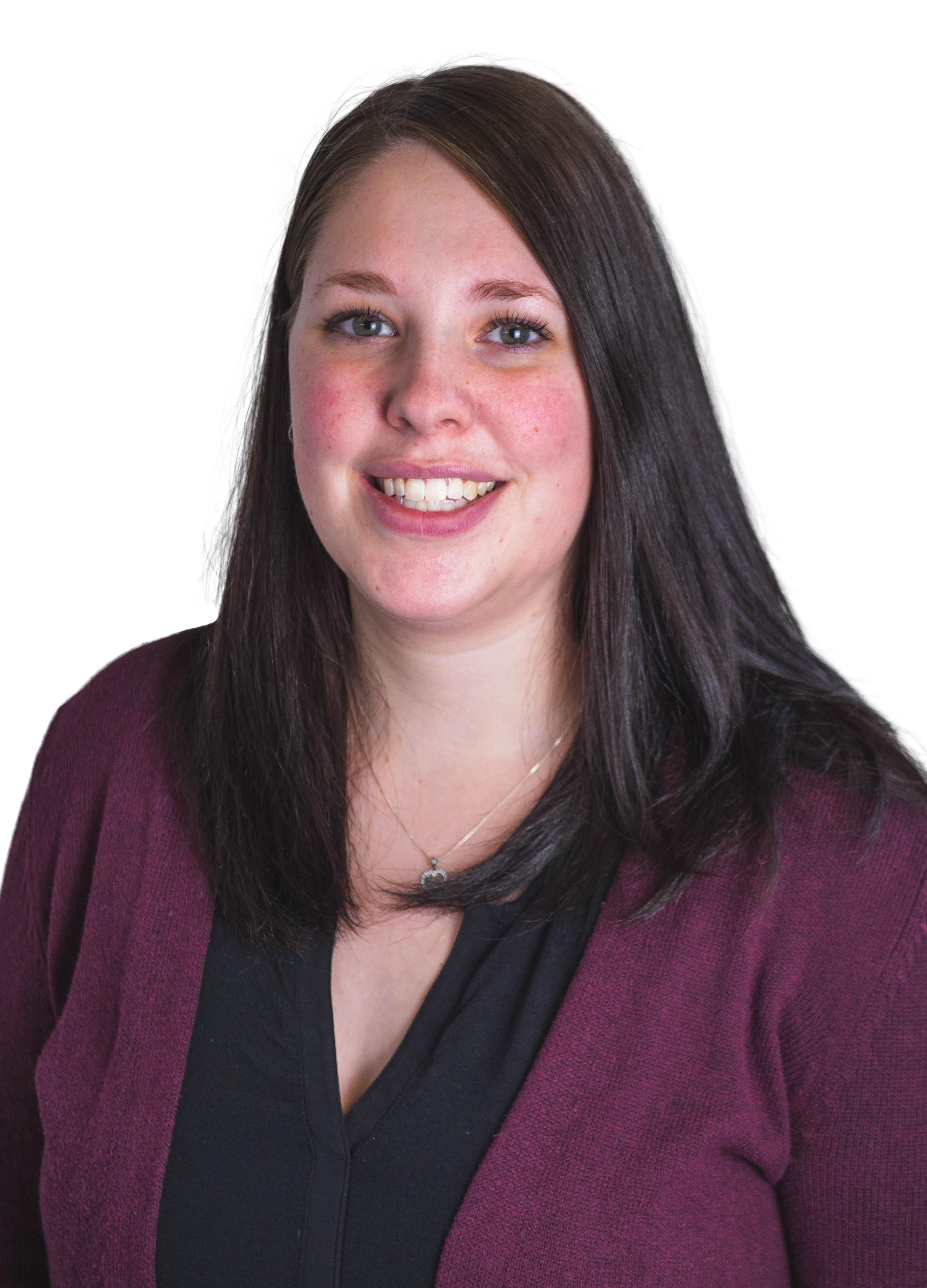 Kimberly Arnold Receptionist
