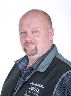 Geoff Vandekuyt Co-Internet Sales Manager
