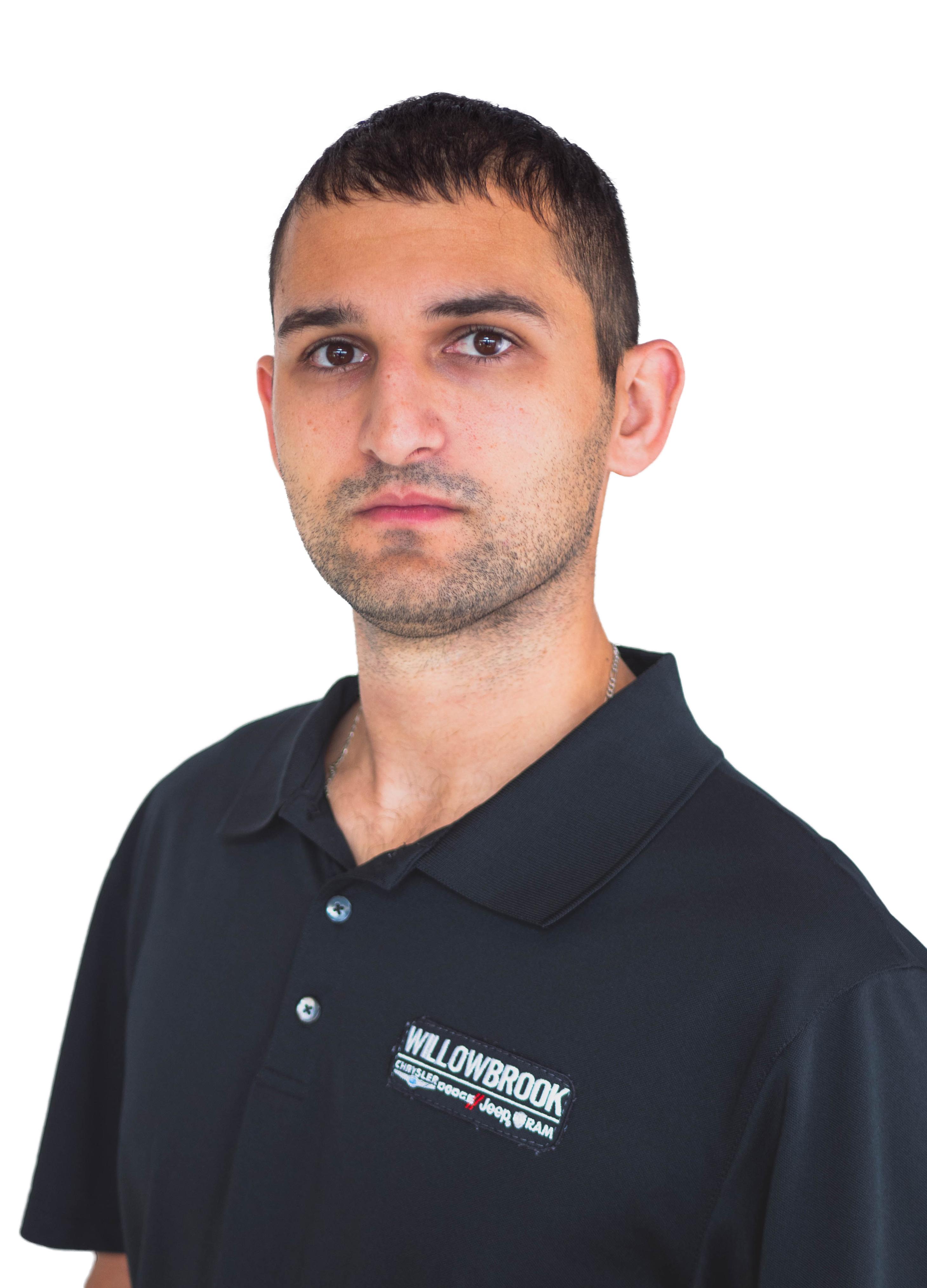 Brendan Dhaliwal Service Advisor