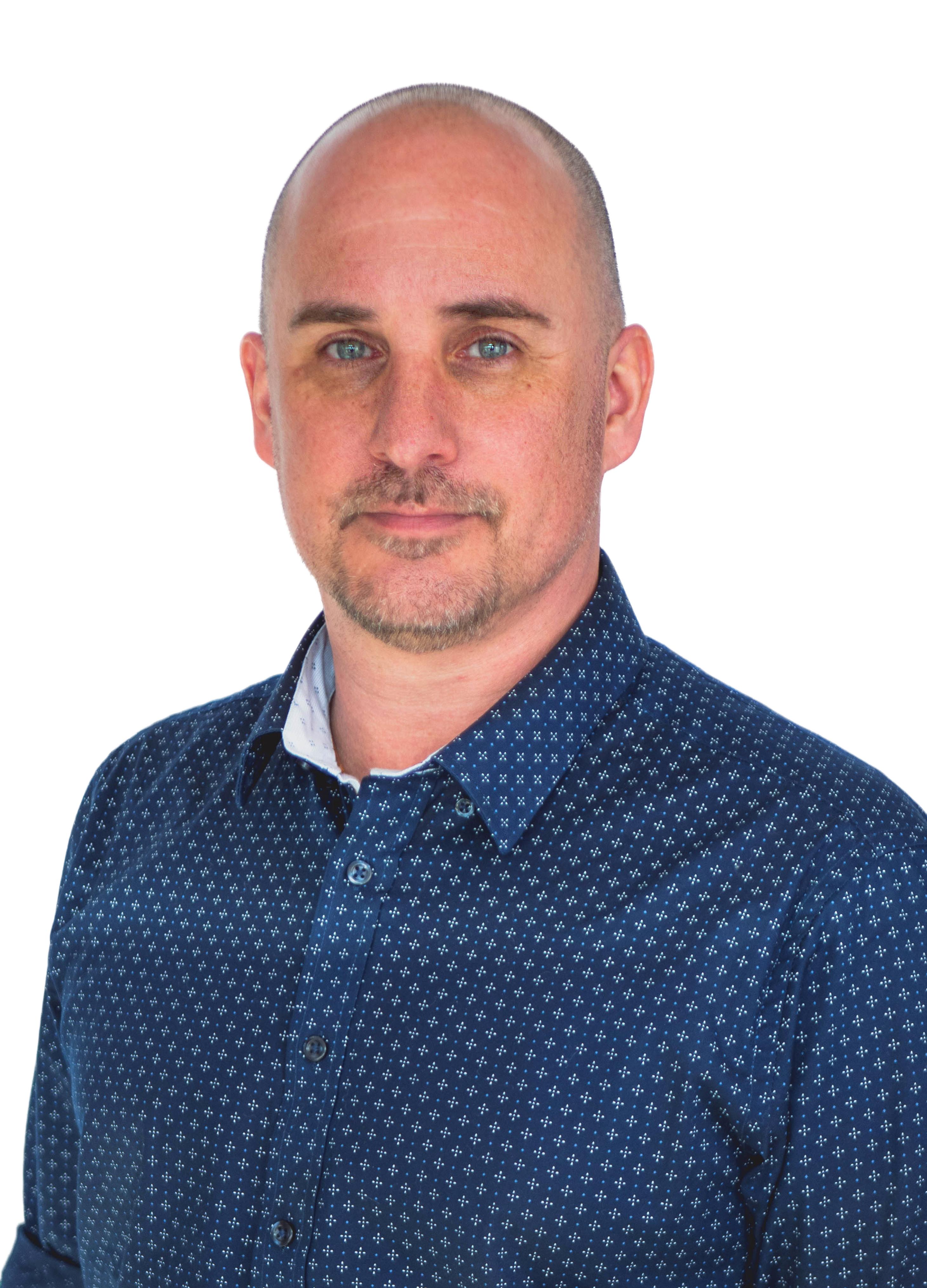Darren Clifton Service Manager