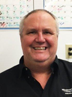 Martin Larson Parts Manager