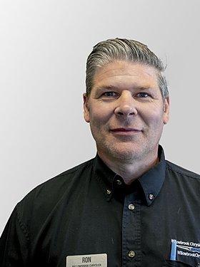 Ron Sweeten Parts Advisor