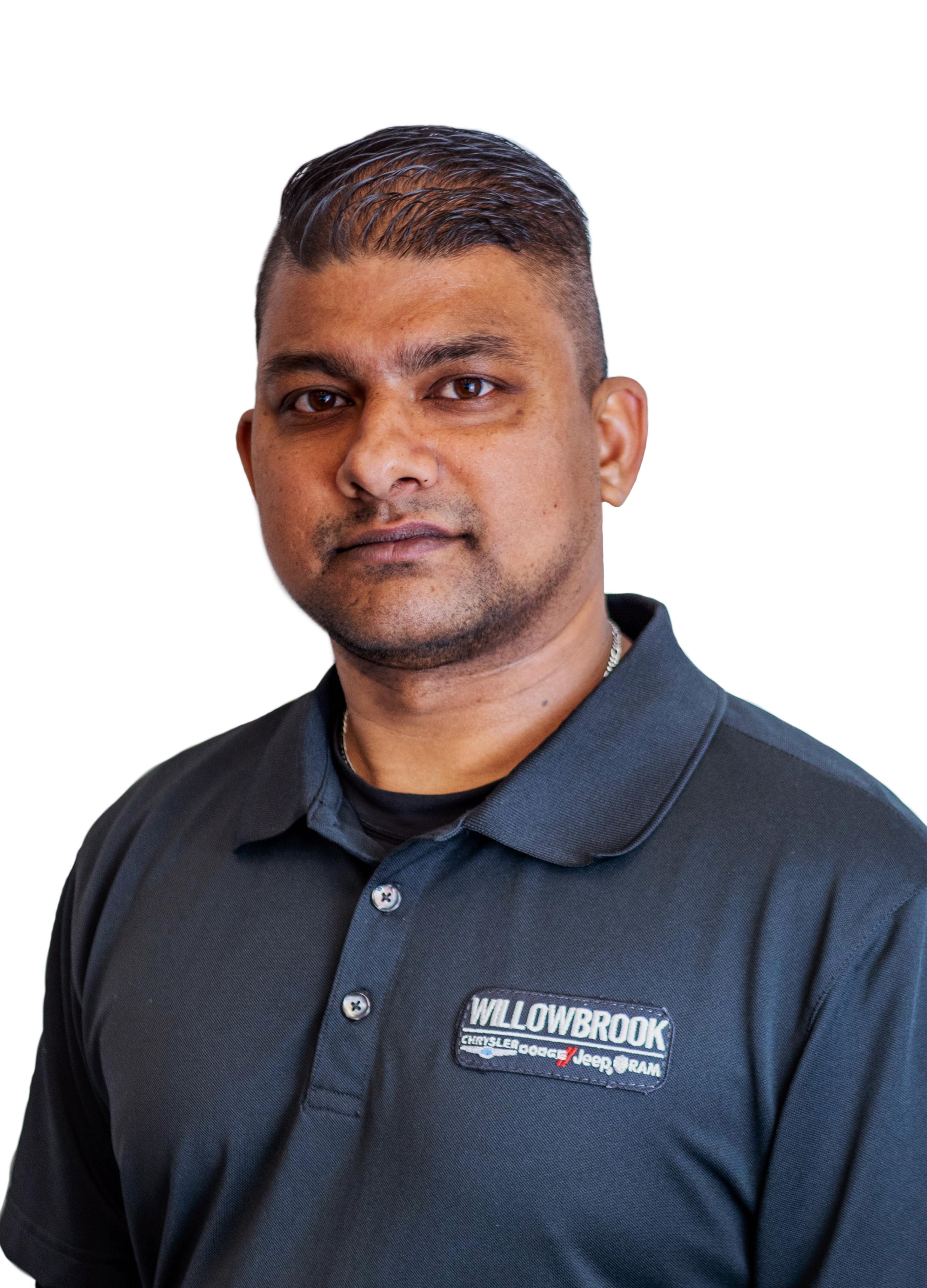 Ravinesh Kumar Detail Manager